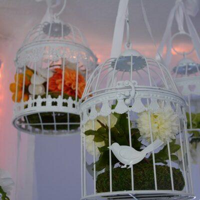 Dekokäfig Vogelkäfig