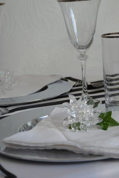 Unterteller Silber, Tish Mittelstuck Spiegel