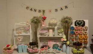Donut_Wand_Hochzeit_Candybar_Naschbar_Vintage